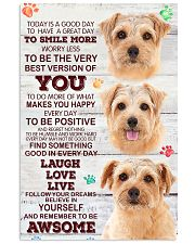Norfolk Terrier Smile More Poster 2801 11x17 Poster front