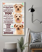 Norfolk Terrier Smile More Poster 2801 11x17 Poster lifestyle-poster-1