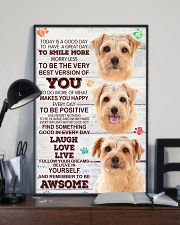 Norfolk Terrier Smile More Poster 2801 11x17 Poster lifestyle-poster-2