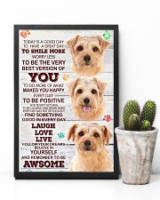 Norfolk Terrier Smile More Poster 2801 11x17 Poster lifestyle-poster-8