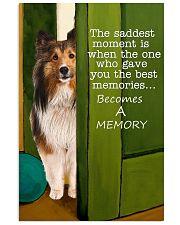Shetland Sheepdog Memory 11x17 Poster front