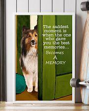 Shetland Sheepdog Memory 11x17 Poster lifestyle-poster-4