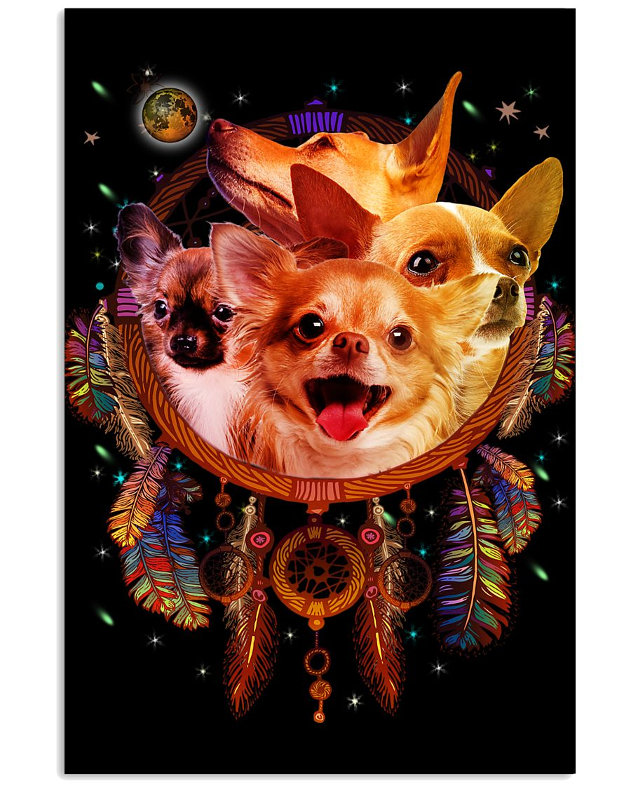 Chihuahua Dreamcatcher 11x17 Poster