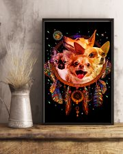 Chihuahua Dreamcatcher 11x17 Poster lifestyle-poster-3