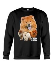 Chow Chow Awesome Family 0701 Crewneck Sweatshirt thumbnail