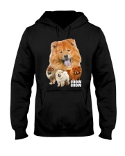 Chow Chow Awesome Family 0701 Hooded Sweatshirt thumbnail