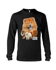 Chow Chow Awesome Family 0701 Long Sleeve Tee thumbnail
