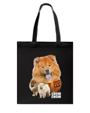 Chow Chow Awesome Family 0701 Tote Bag thumbnail