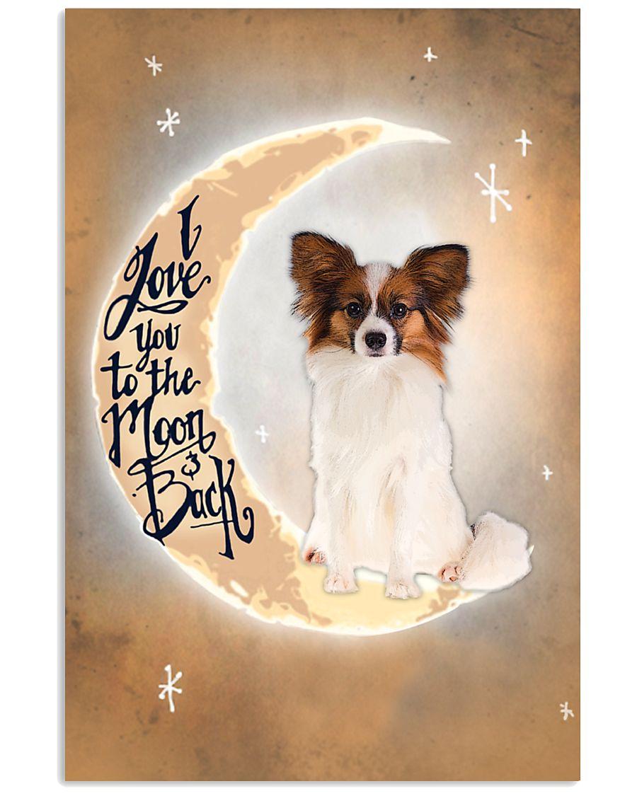Papillon Love Moon 11x17 Poster
