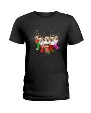 Labrador retriever Socks 2310 Ladies T-Shirt thumbnail