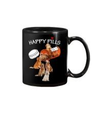Golden Retriever Happy Pills 0210 Mug thumbnail