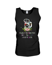 Beer and Dog 0410 Unisex Tank thumbnail