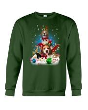 Beagle Merry Chritsmas Crewneck Sweatshirt front