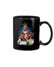 Beagle Merry Chritsmas Mug thumbnail