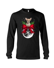 Chihuahua Snow Long Sleeve Tee thumbnail