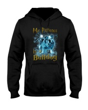 Bulldog Patronus Hooded Sweatshirt thumbnail