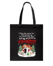Jack Russell Terrier Christmas Eve Tote Bag thumbnail