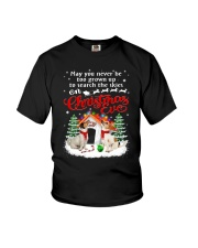 Jack Russell Terrier Christmas Eve Youth T-Shirt thumbnail