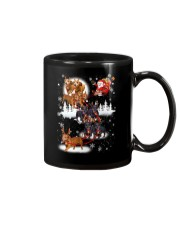 Reindeer New Dachshund Mug thumbnail