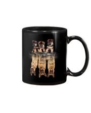 German Shepherd Dreaming  Mug thumbnail