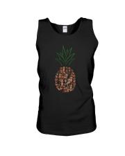 Dachshund Pineapple Unisex Tank thumbnail