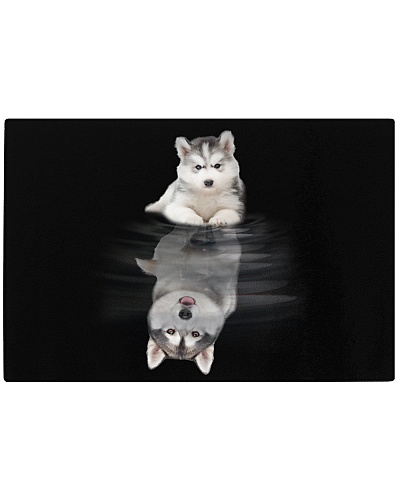 Siberian Husky Believe In Yourself 2310