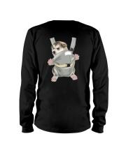 Siberian Husky Bag 1012 Long Sleeve Tee thumbnail