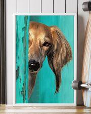 Saluki Gorgeous 11x17 Poster lifestyle-poster-4