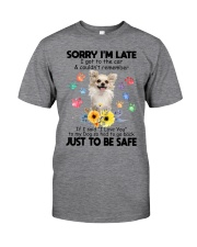 Chihuahua safe 0410 Classic T-Shirt thumbnail