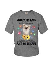 Chihuahua safe 0410 Youth T-Shirt thumbnail