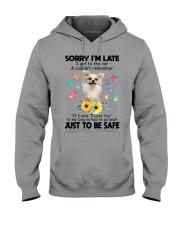 Chihuahua safe 0410 Hooded Sweatshirt thumbnail
