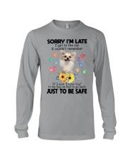 Chihuahua safe 0410 Long Sleeve Tee thumbnail