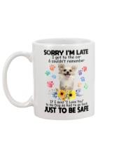 Chihuahua safe 0410 Mug back