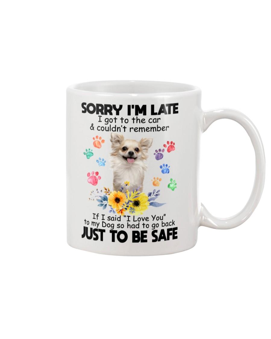 Chihuahua safe 0410 Mug