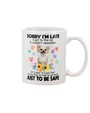 Chihuahua safe 0410 Mug front