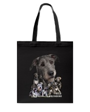 Irish Wolfhound Awesome Family 0701 Tote Bag thumbnail