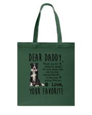 Collie Dear Daddy Mug 2201 Tote Bag thumbnail