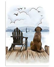English Mastiff Waiting Poster 1512  11x17 Poster front