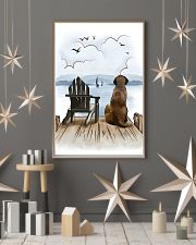 English Mastiff Waiting Poster 1512  11x17 Poster lifestyle-holiday-poster-1