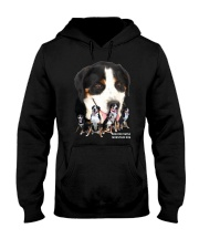 Greater Swiss Mountain Dog Awesome Family 0701 Hooded Sweatshirt thumbnail