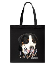 Greater Swiss Mountain Dog Awesome Family 0701 Tote Bag thumbnail