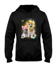 Coton de Tulear Happy Easter Day 2601  Hooded Sweatshirt thumbnail