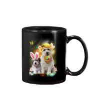 Coton de Tulear Happy Easter Day 2601  Mug thumbnail