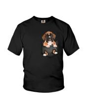 Boxer Pocket 011202 Youth T-Shirt thumbnail