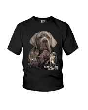 Neapolitan Mastiff Awesome Family 0701 Youth T-Shirt tile
