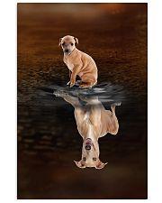 Italian Greyhound Believe 11x17 Poster front
