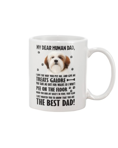 LHASA APSO MY DEAR HUMAN DAD 0310