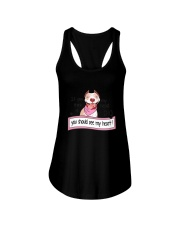 Pit Bull - You should see my heart Ladies Flowy Tank thumbnail
