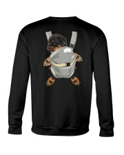 Rottweiler bag 712 Crewneck Sweatshirt tile