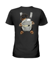 Rottweiler bag 712 Ladies T-Shirt thumbnail